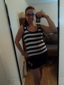 Woo-hoo! LOVE this tank! I feel ready for summer!